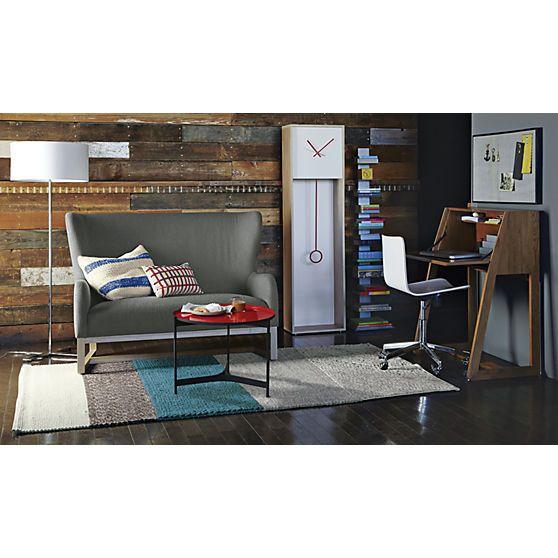 X Chrome Floor Lamp Cb2 Apartment Stuff Home Decor