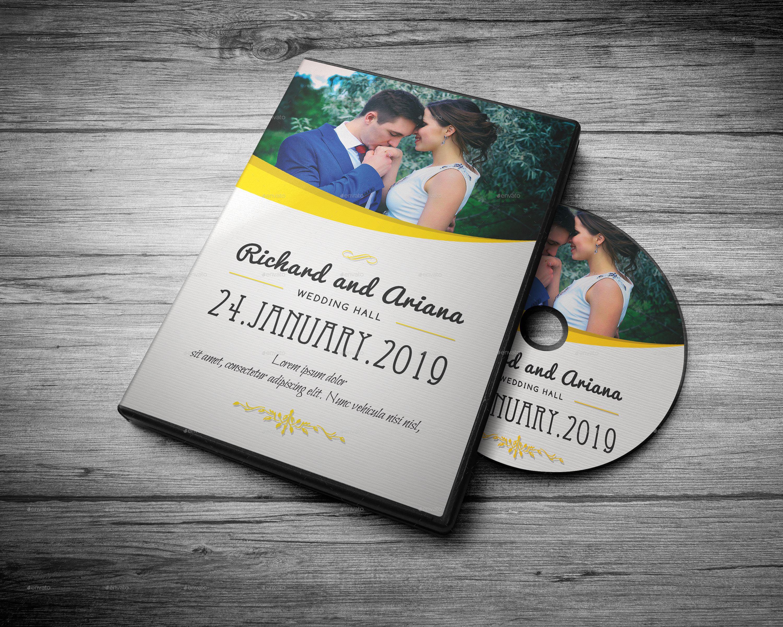 Wedding Dvd Cover Dark Light Version Wedding Dvd Wedding