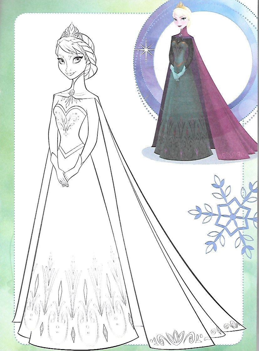 Pin By Asia On Frozen Coloring Pages Elsa Coloring Pages Disney Princess Coloring Pages Disney Coloring Pages