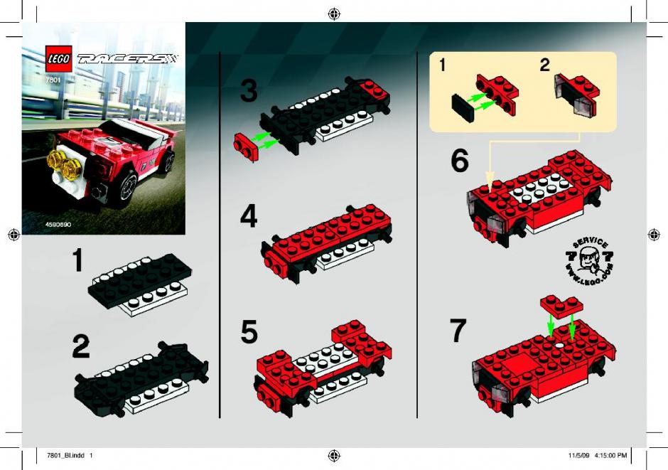 Инструкции лего машины с картинками сегодняшней статье