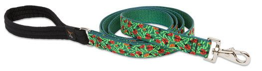 Lupine Beetle Mania Dog Collar / Lead