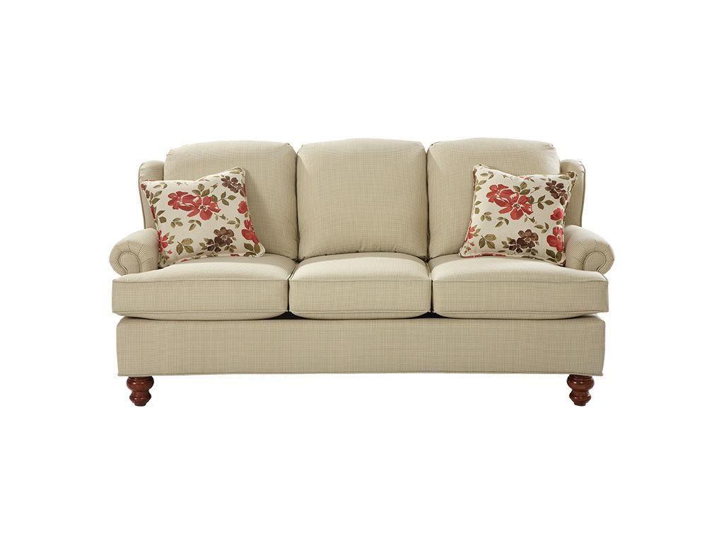 Craftmaster Living Room Sofa 72\