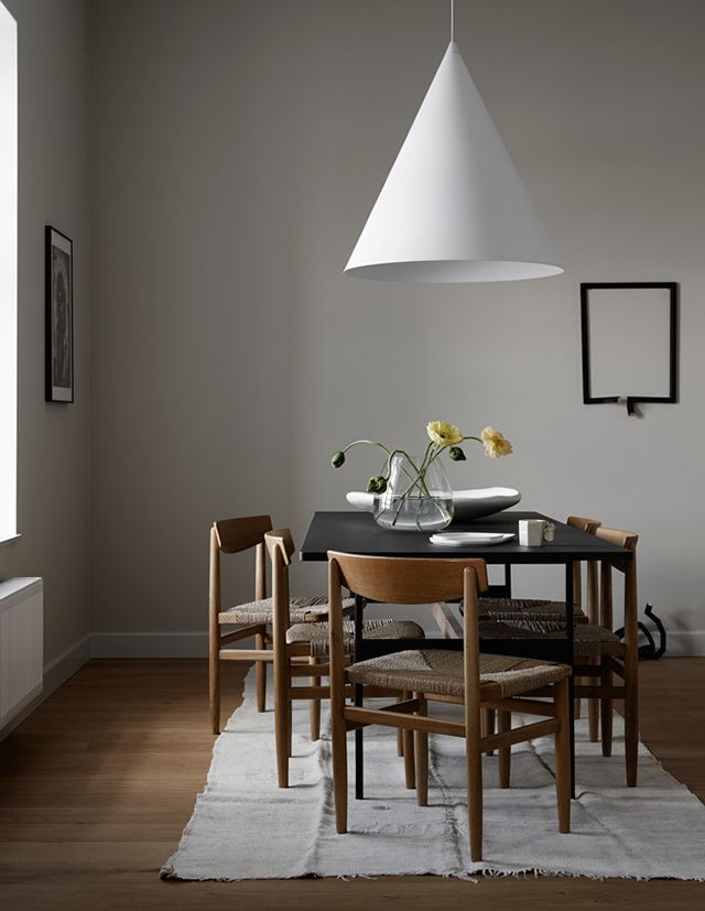 T.D.C: Dining Table Lighting | styling by Elin Kickén and Evalotta Sundling. photography by Kristofer Johnsson