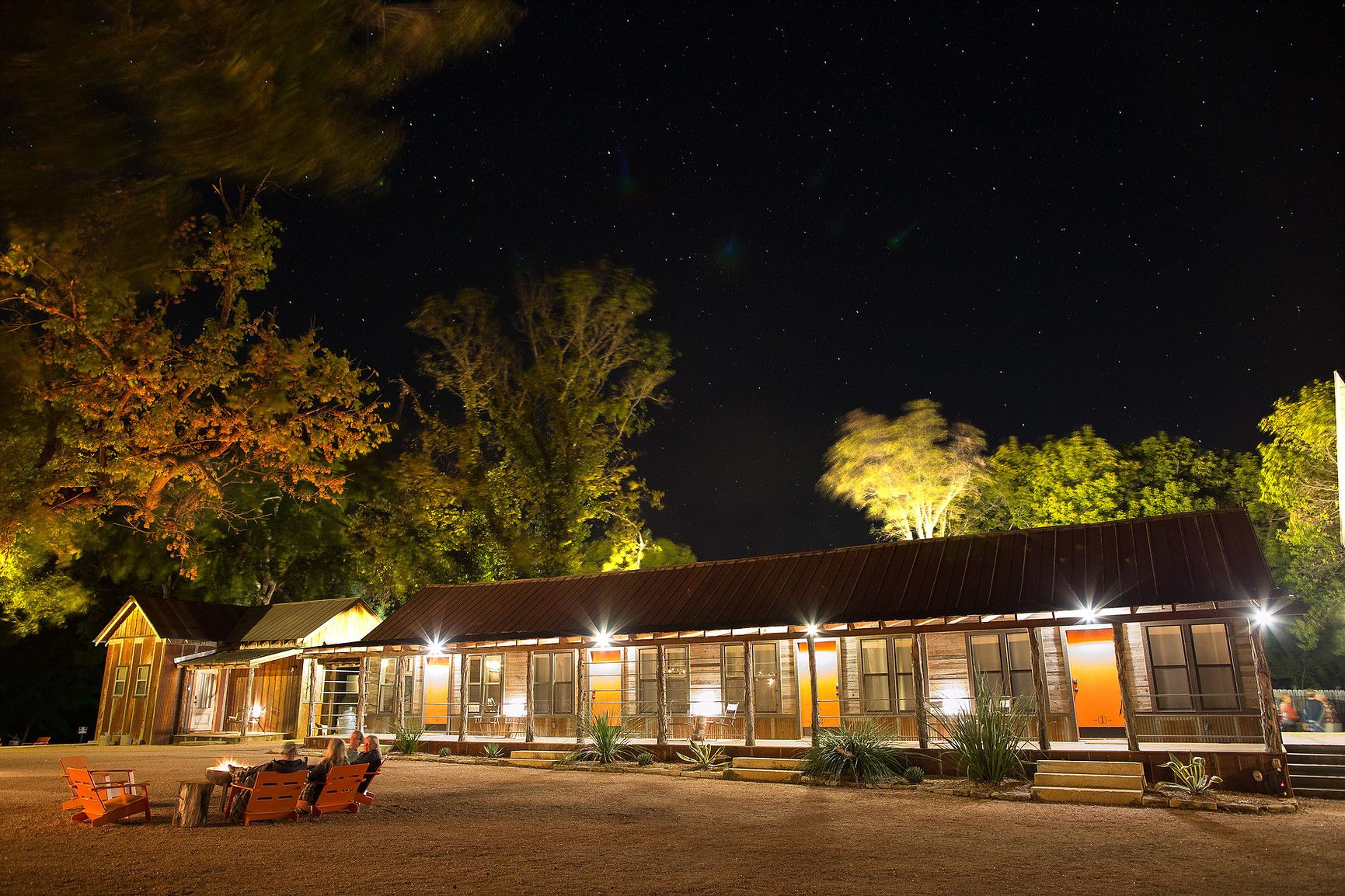 Camp Comfort, Lodging in Comfort Texas, Texas Hill Country