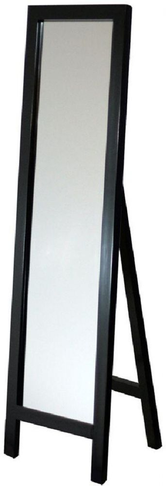 NEW Full Length Wood Floor Mirror Free Standing Stand Dressing Bedroom Room Home #HeadwestInc