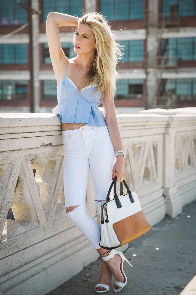 Photo of 24 Chic Summer Outfit Ideas For Warm Weather – MATCHEDZ