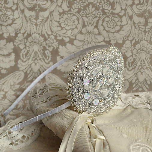 Tamarchi / Bridal Headband n.4