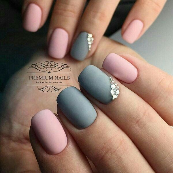 Simple Gel Nail Art Designs: Pin By Olena White On NAILS