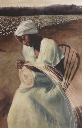 Woven+Together+by+Earl+B +Lewis   Charleston SC Art   Old soul, Art