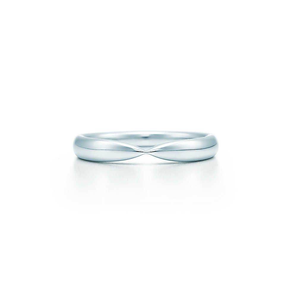 Popular Tiffany Harmony Wedding Band