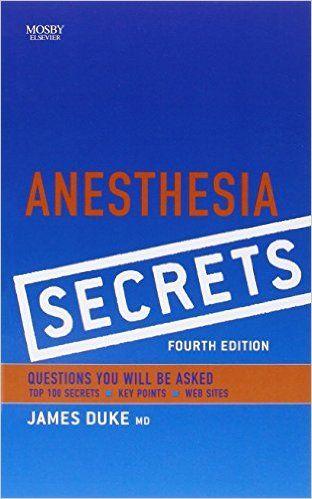 Anaesthesia Book Pdf