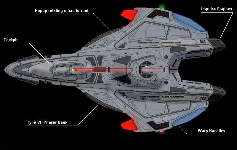 Starfleet Fighter Star Trek Star Trek Starships Star