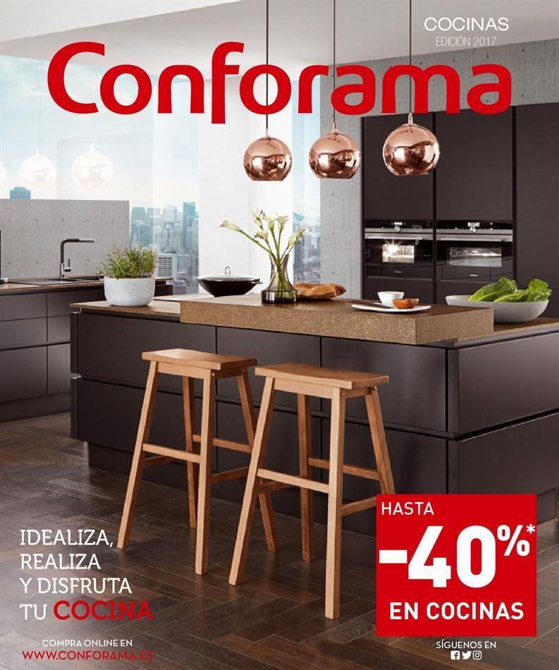 Catalogo De Ofertas De Conforama Cocinas Casa De Campo Lamparas Para Cocinas Modernas Cocinas De Casa