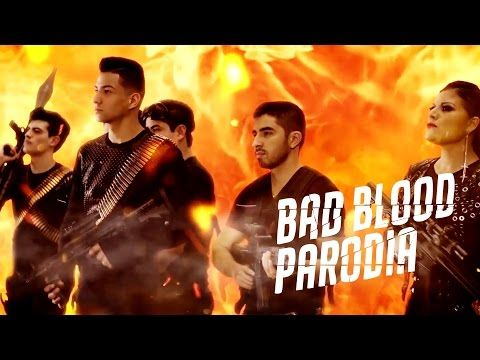 Bad Blood Parodia Don Cheto Luis Coronel Video Oficial Full Hd