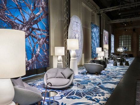 Moooi S Milan 2015 Exhibition Is Captured In A 360 Degree Virtual