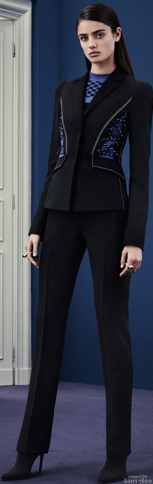 versace prefall 2015 �� prefall 2015 pinterest azul