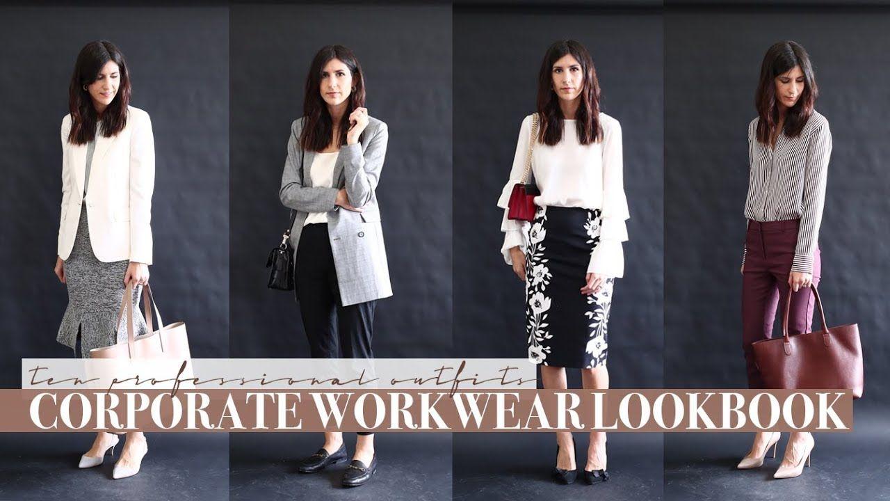 16567e697f0 Professional   Corporate Office Workwear Lookbook - Autumn Outfit Ideas