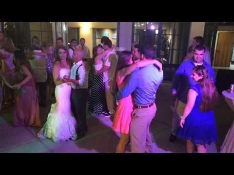 Sami And Nick At Chase Palms Park Center In Santa Barbara Wedding Dj Jas Wedding Dj Outdoor Wedding Reception Diy Outdoor Weddings