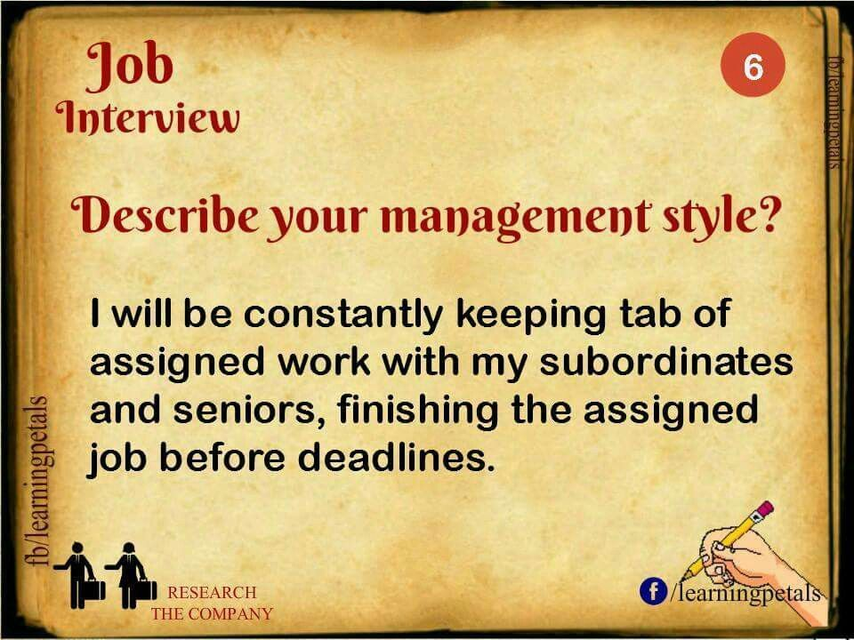 Interview Questions and Their Best Possible Answers | Job ...