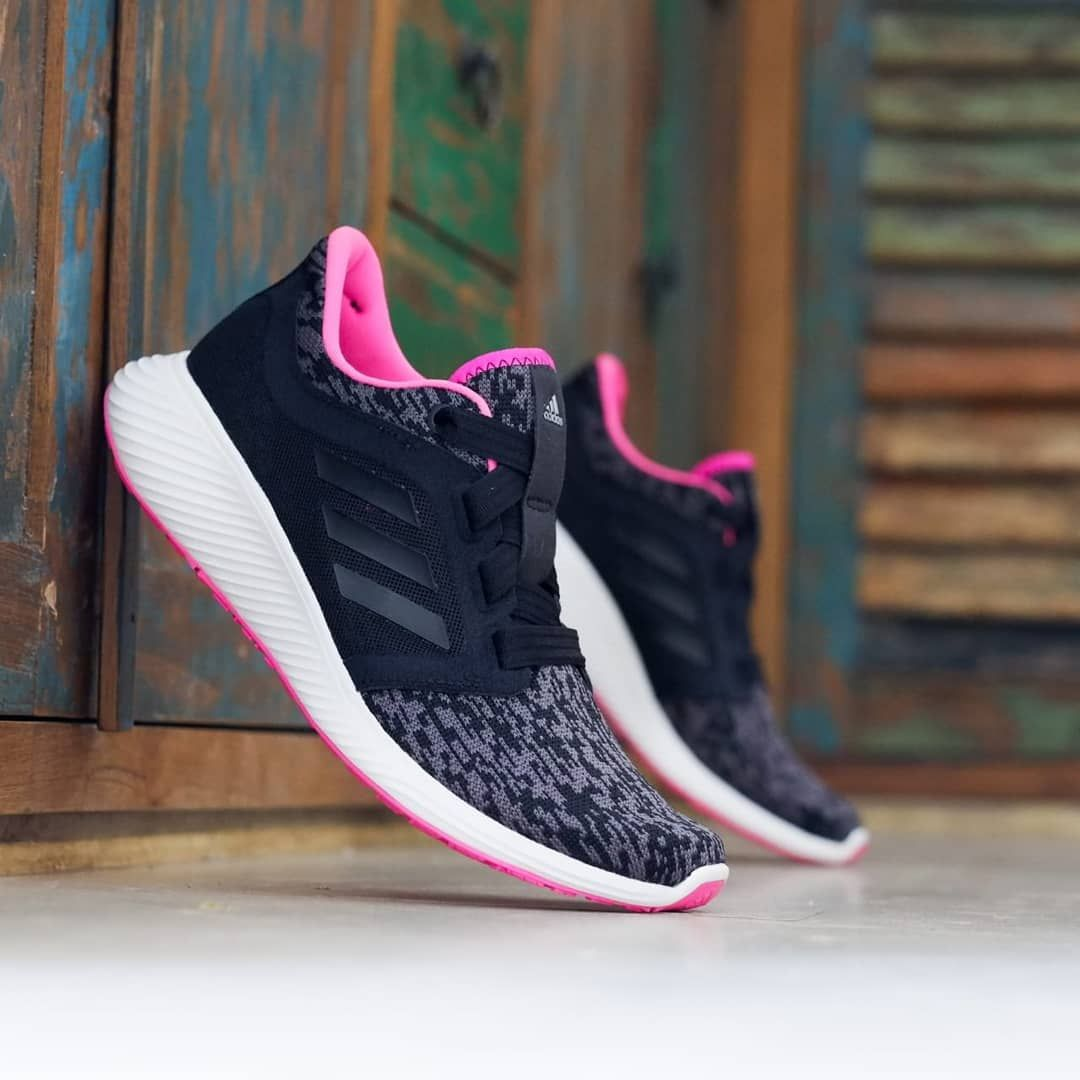 Adidas Edgelux Black Pink Rp 499 000 Available Size