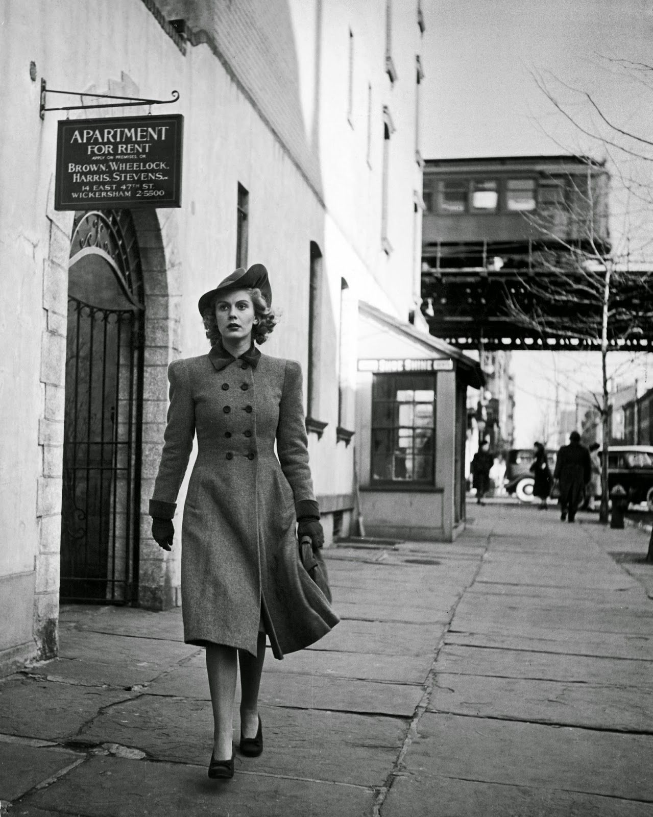 Essay 1940 S Fashion: A Day In The Life Of A Working Girl In 1940