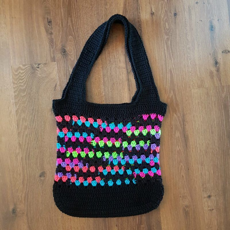 My Go To Bag - A Free Crochet Pattern