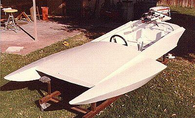 9 ft picklefork hydroplane | Boat ideas | Boat building