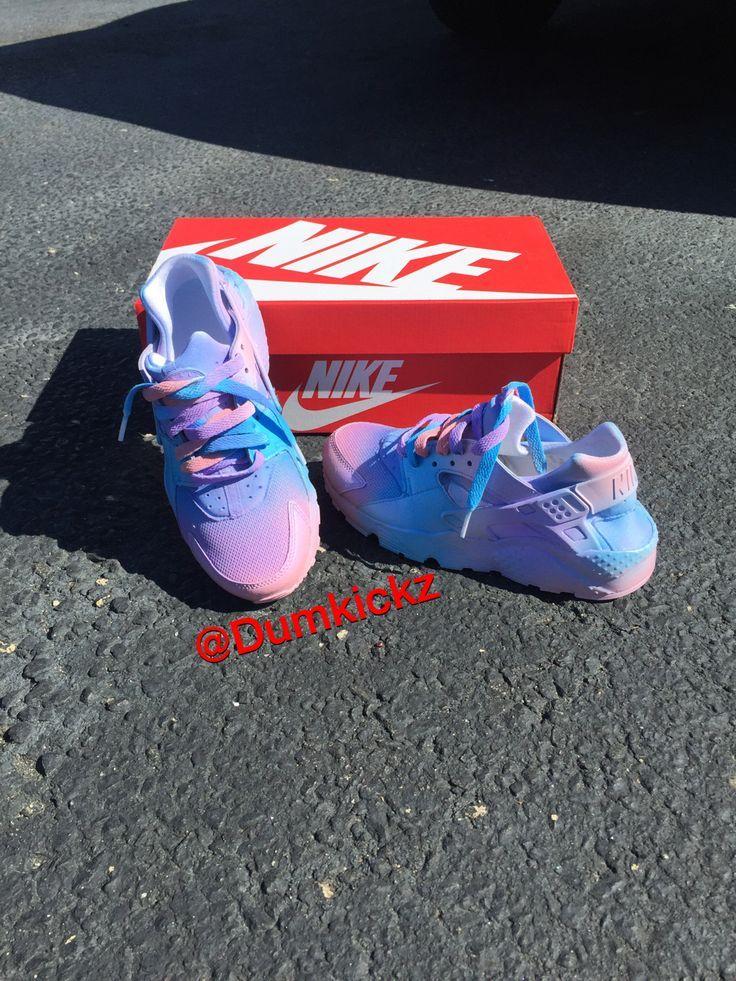 79859c522adaf Custom huaraches  Nike Huarache Custom