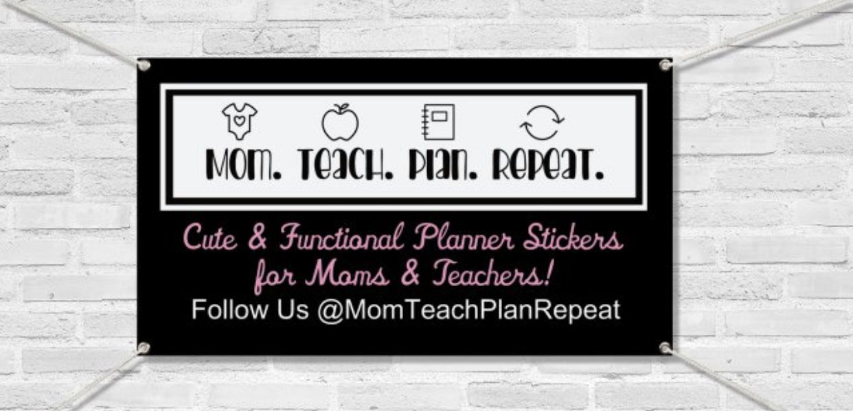 Pin by Mom. Teach. Plan. Repeat. on MTPR Craft Booth