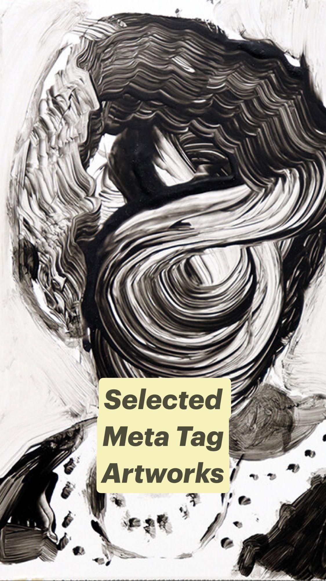 Selected  Meta Tag Artworks
