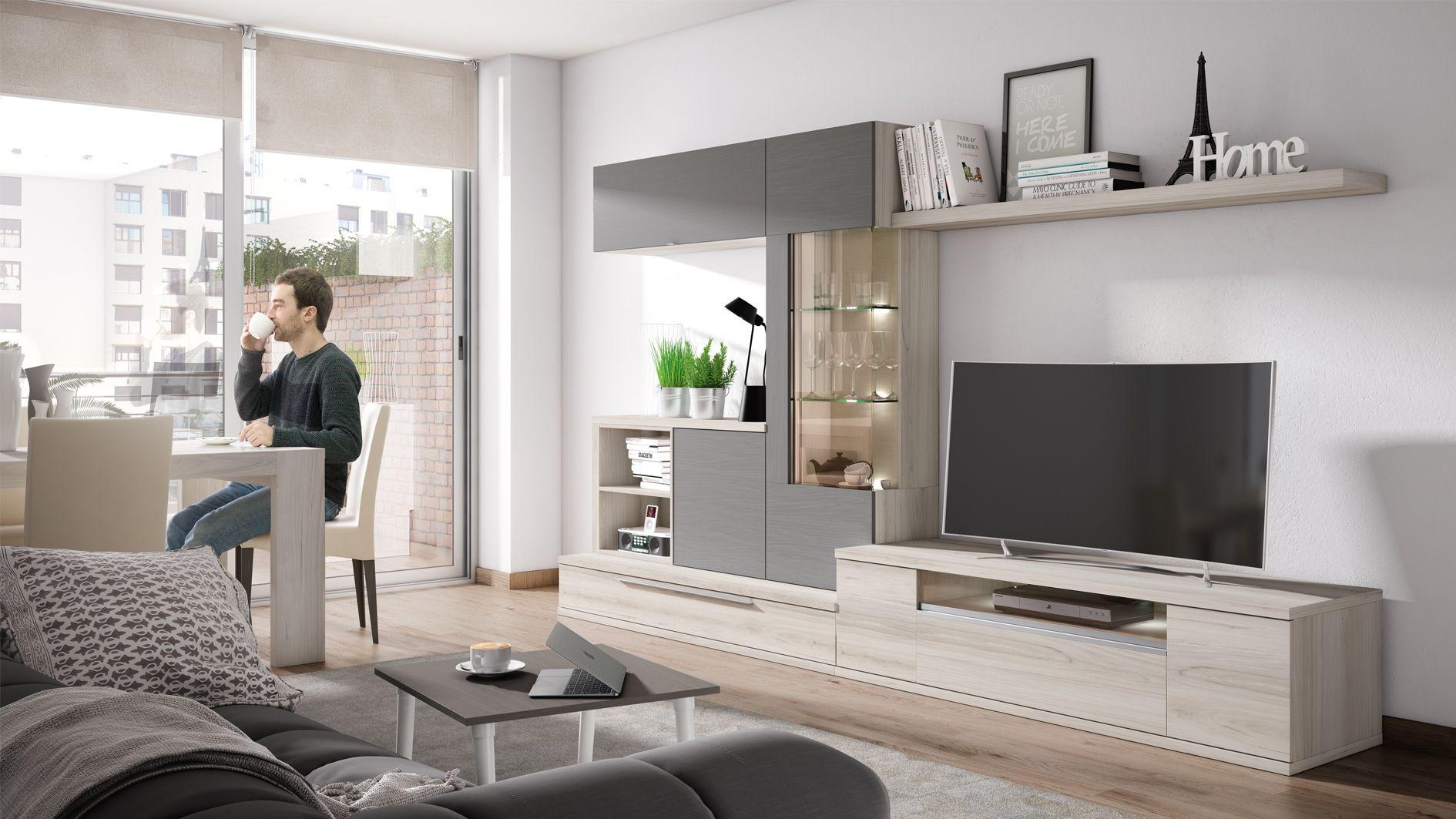 Cubika Bold Living Livingroom Salon Modern Furniture Salones  # Muebles Sipo Armarios