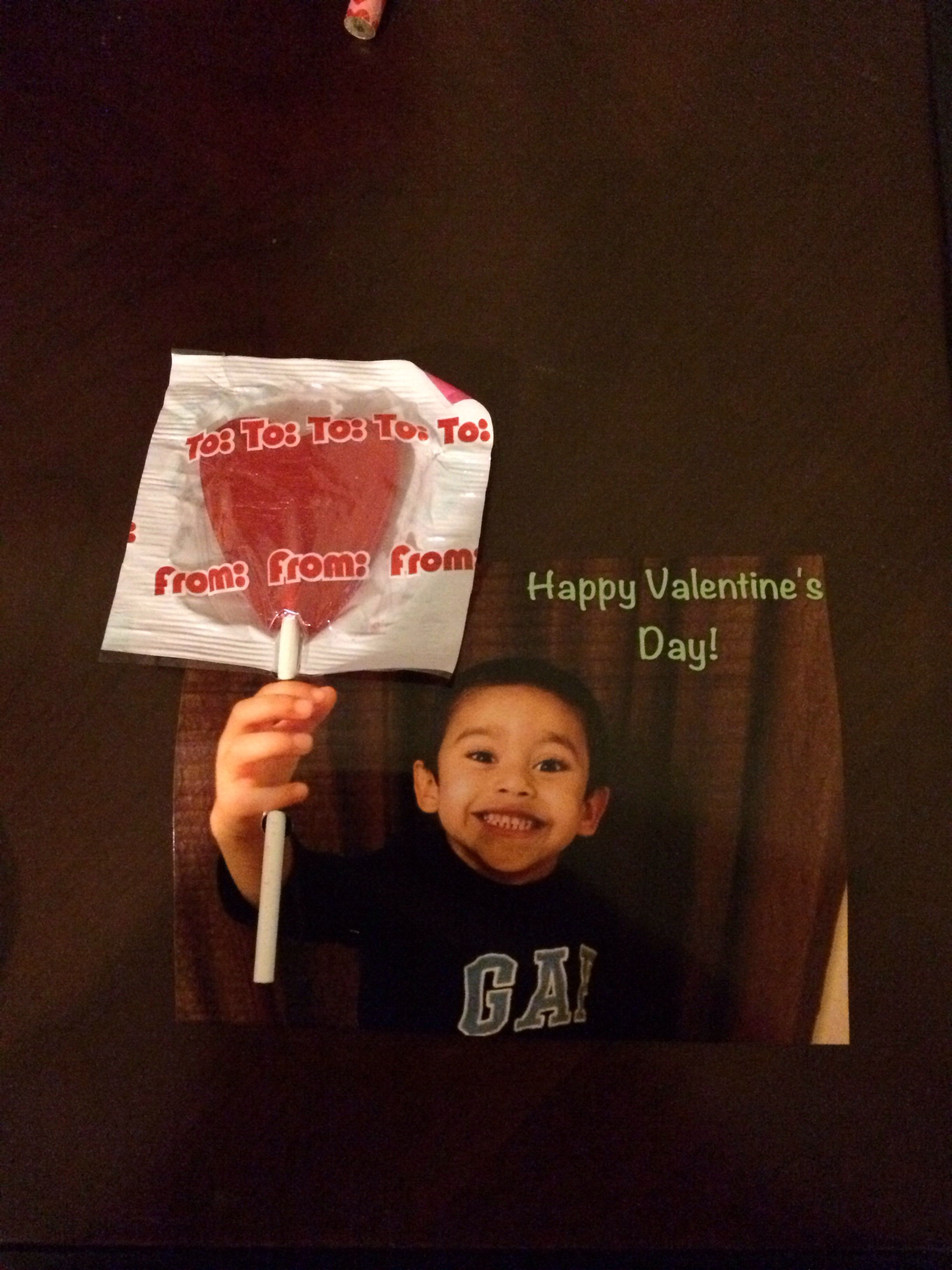 Valentines day idea for daycare