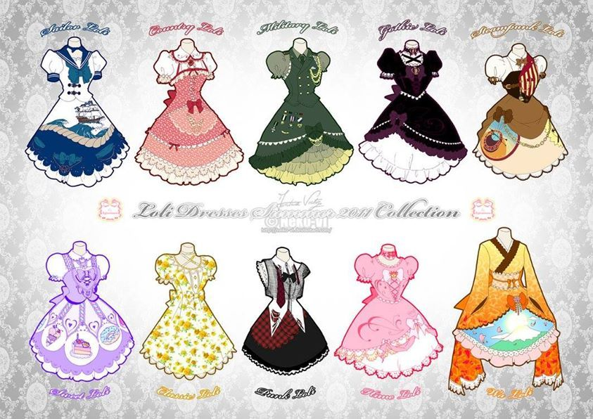 lolita collection