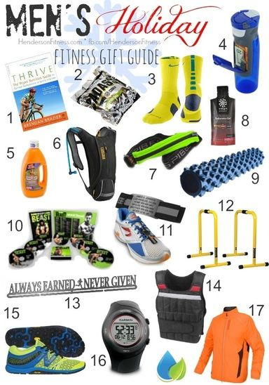 Men S Fitness Holiday Gift Guide Love This List
