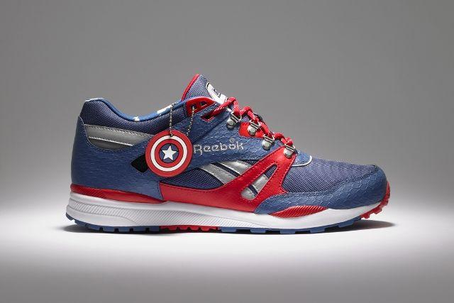 Adidas lança linha de Tênis dos heróis Marvel no dia da