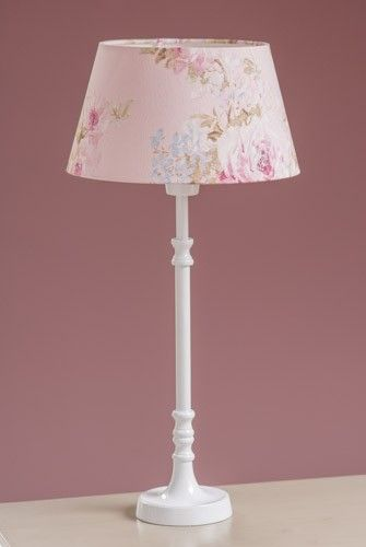 Lace Metal Table Lamp Modern Day Vintage... We Just Love These Simple And  Romantic Looking Tables Lamps. A Real Cutie Of A Table Lamp. The White Lu2026