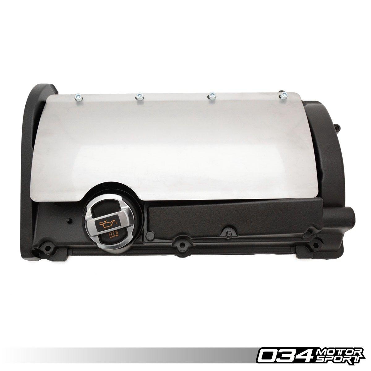 Coil Cover Audi Volkswagen 1 8t Stainless Steel 034 107 Z018 Audi Volkswagen Coil