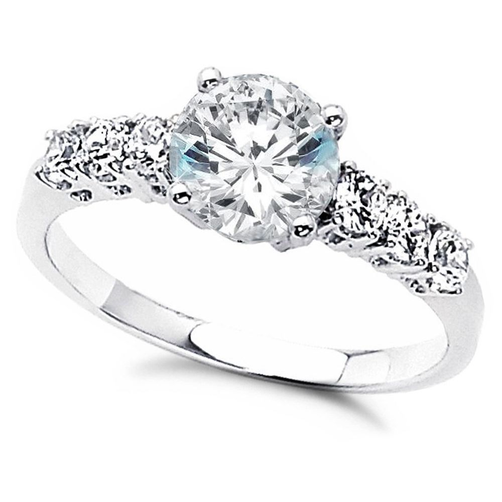 how to tell a real diamond from a cubic zirconia