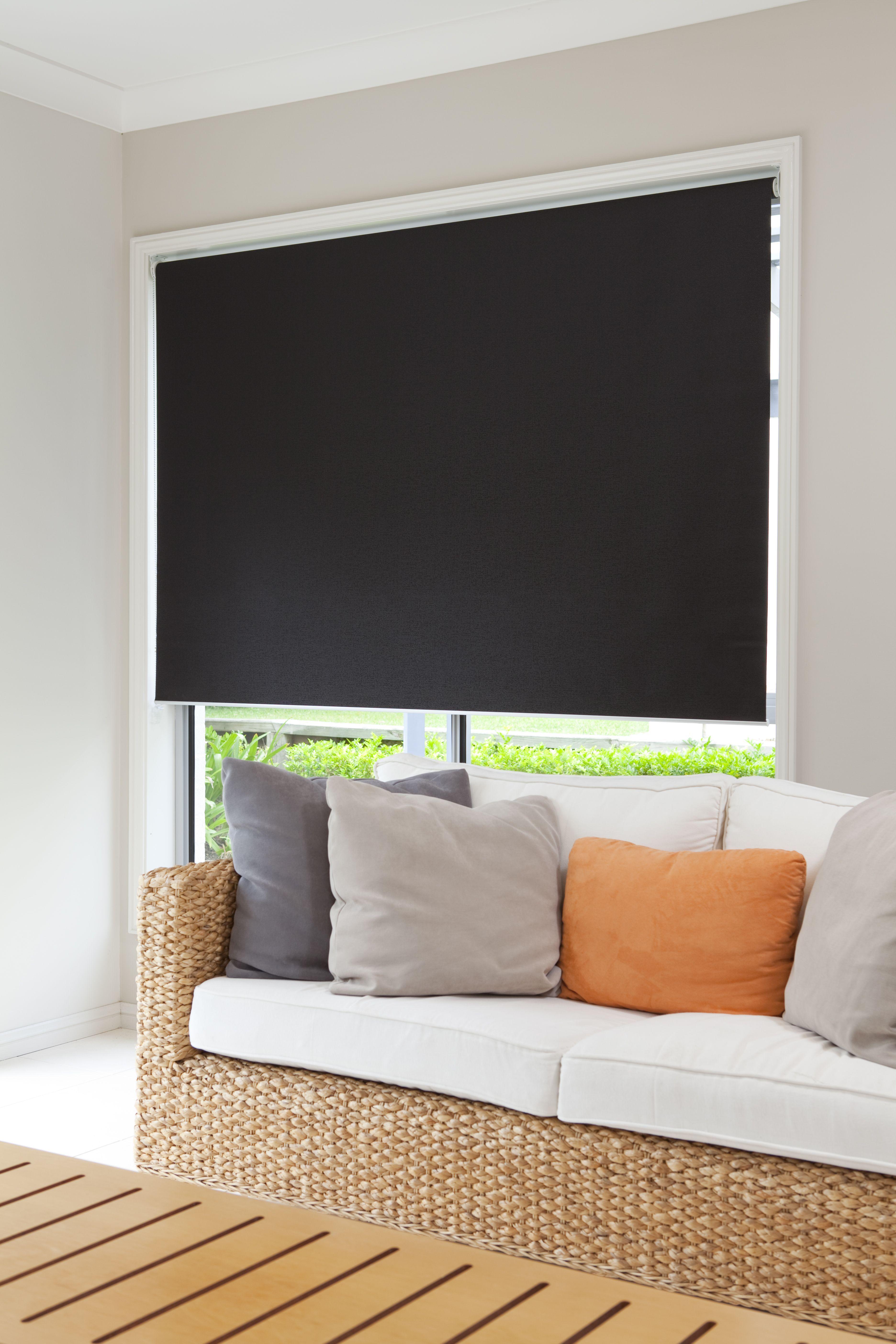 Blockout harmony roller blind cave roller blinds home decor