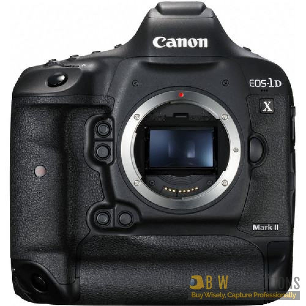 Buy Canon EOS-1D X Mark II DSLR Camera (Body Only) Features >> 20.2 ...