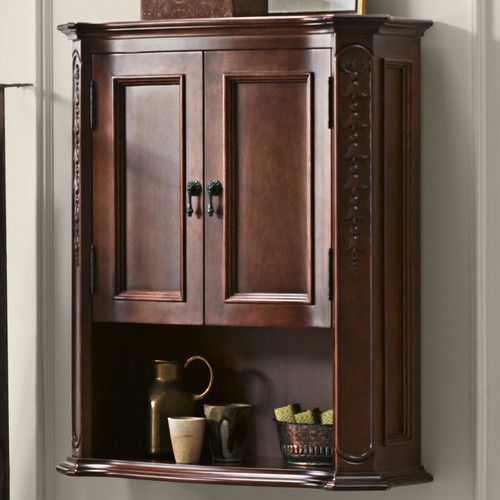 Bordeaux 26 3 W X 32 01 H Wall Mounted Cabinet Wall Mounted Cabinet Bathroom Wall Storage Bathroom Wall Storage Cabinets