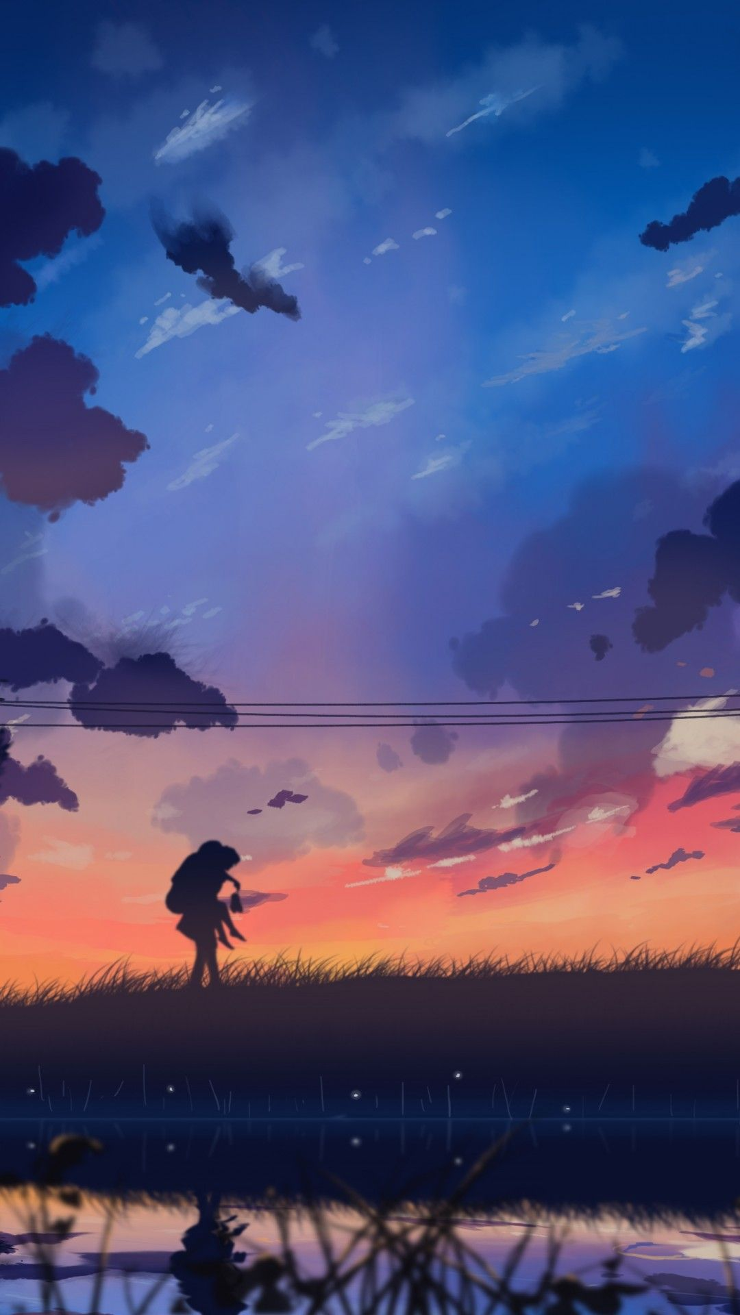 Anime HD Wallpaper Anime scenery, Anime scenery