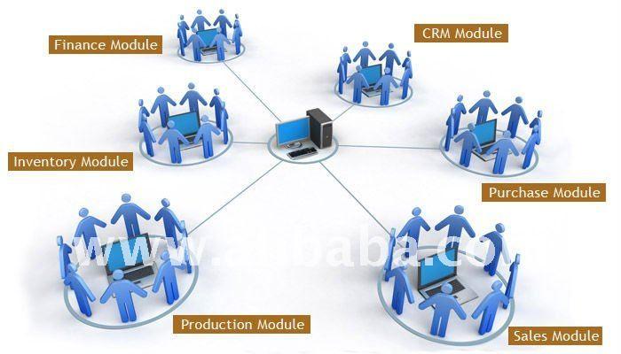 ERP Software & Business Management System Software