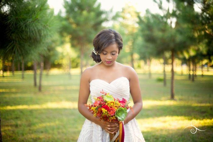 Beautiful fall bouquet!