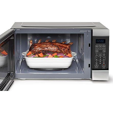 Kenmore Elite 75223 2 2 Cu Ft Countertop Microwave W Extra