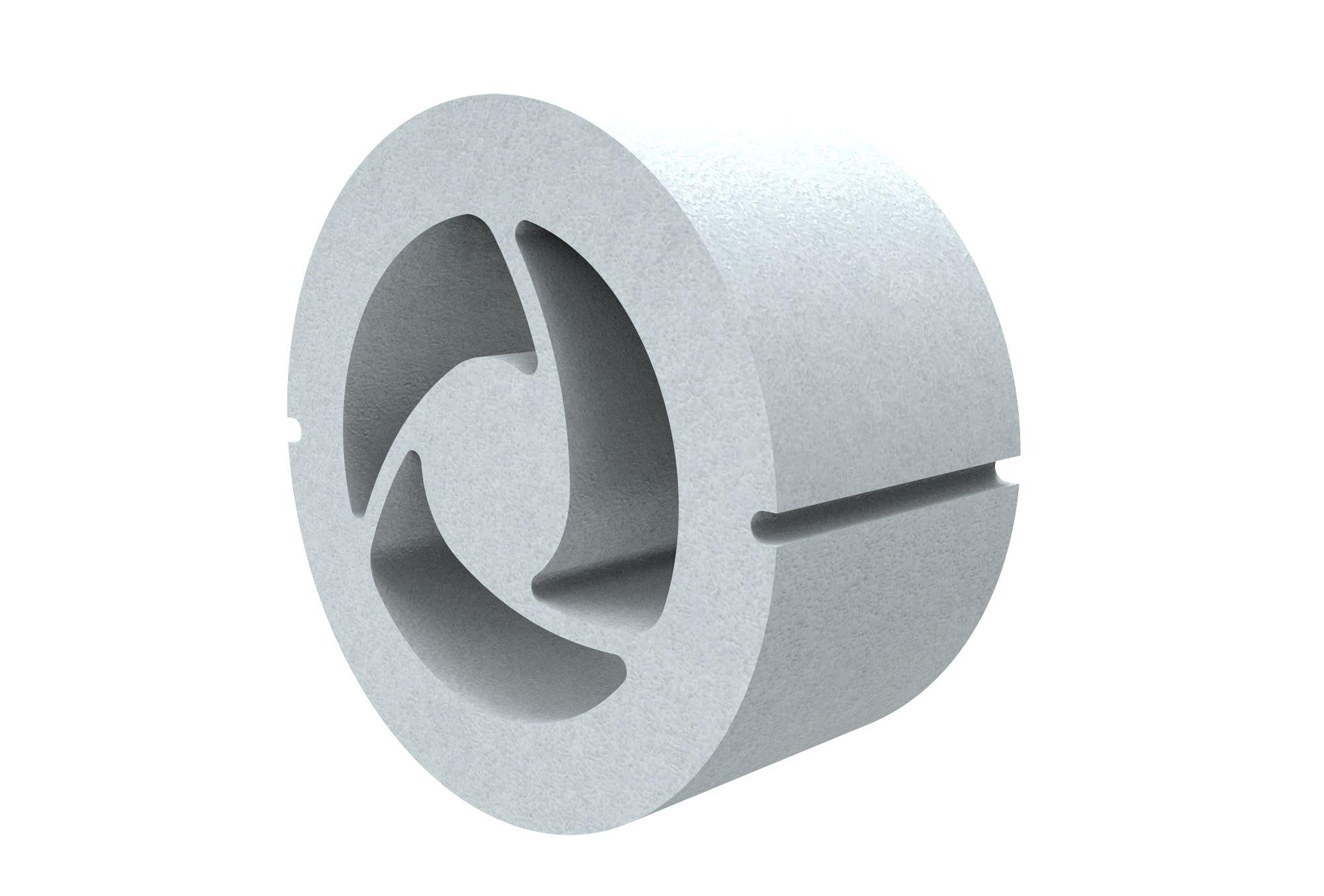 Getair Flexibel Einstellbare Schalldammelemente Luftung Schallschutz Technik