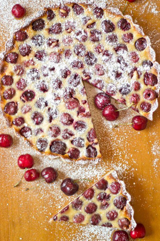 clafoutis recipe Craft Ideas Clafoutis recipes, French desserts, Food recipes