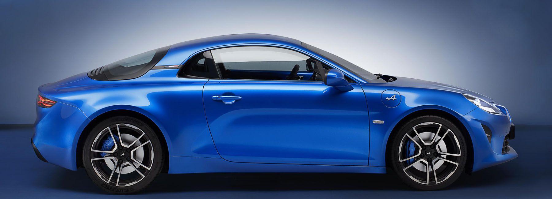 French Brand Alpine Returns With Compact A110 Sports Car Sports Car Car Alpine