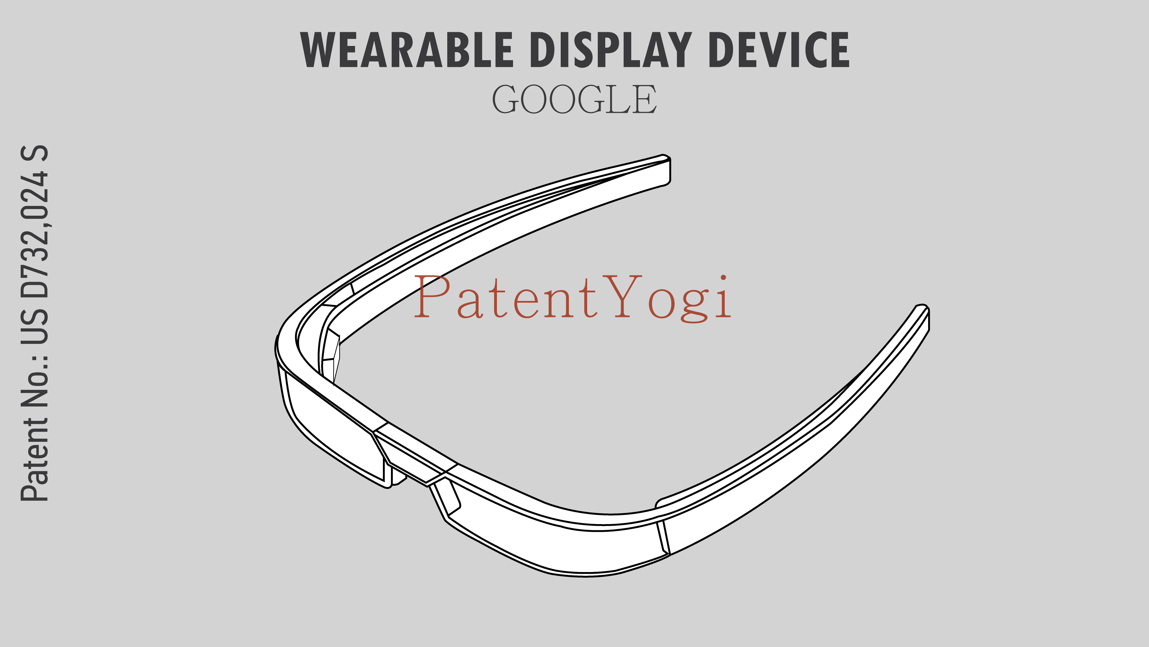 Patent number USD732024 S, Patent title Wearable