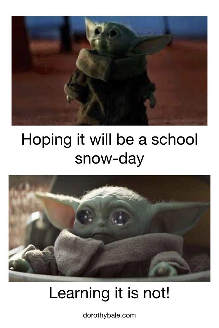 Blog Yoda Meme Yoda Learning